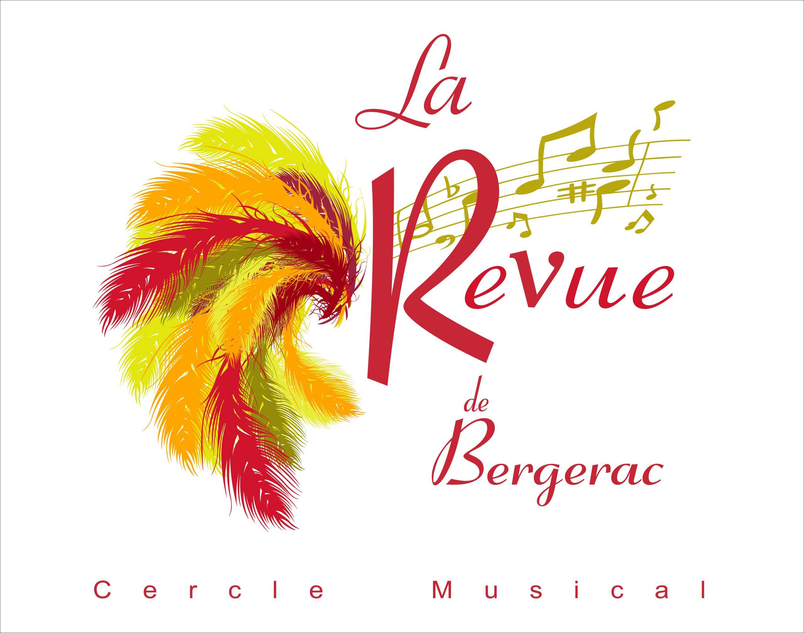 Pour ses 100 ans de Revue, le Cercle Musical s'offre un nouveau logo