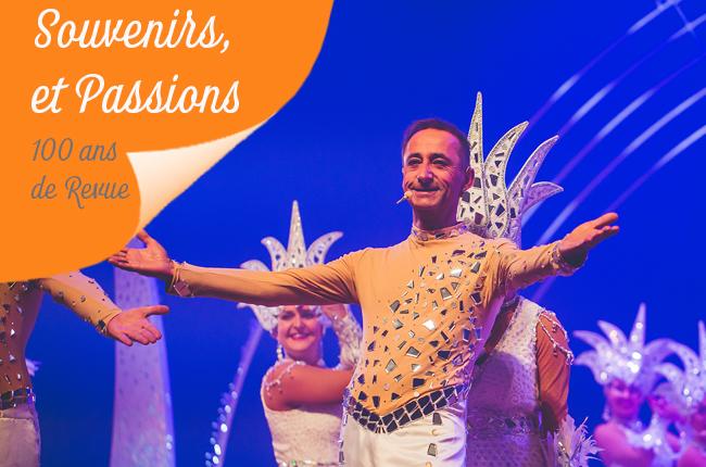 Read more about the article Laurent Madeleine, danseur/chanteur à la Revue depuis…